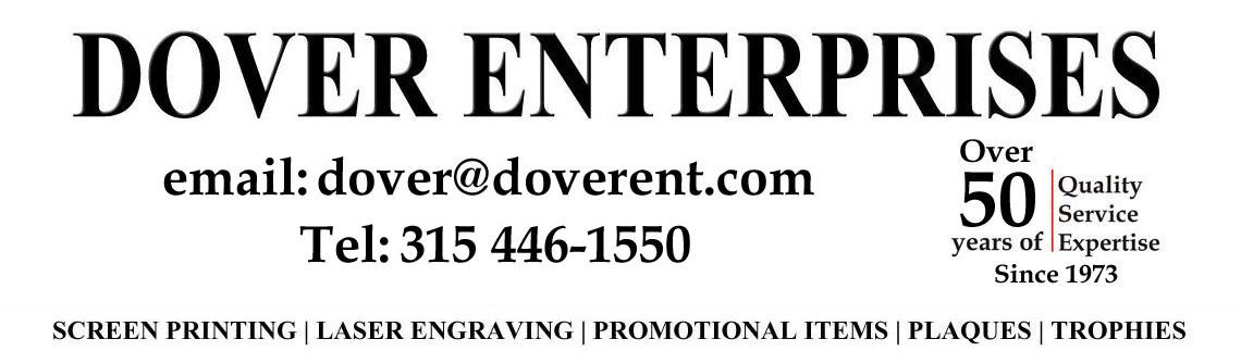 Engraving | Screen Printing | Plastic Laminating Syracuse, NY